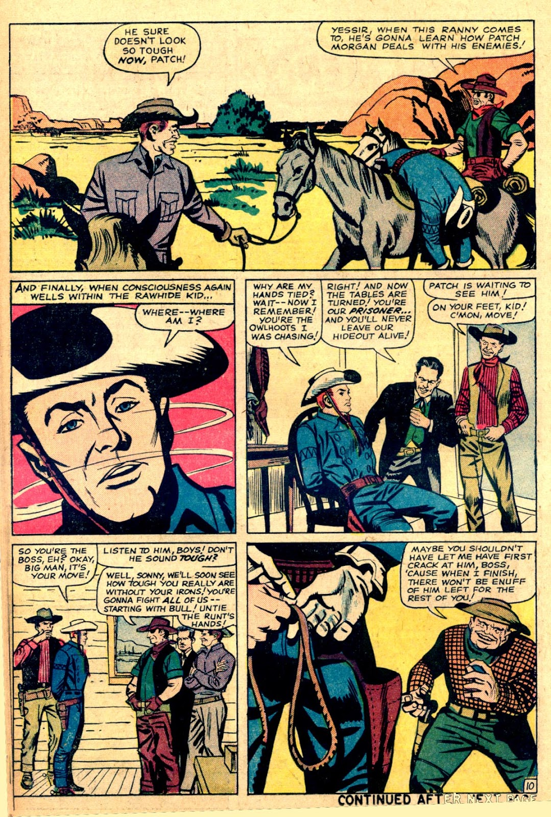 The Rawhide Kid (1955) issue 43 - Page 14