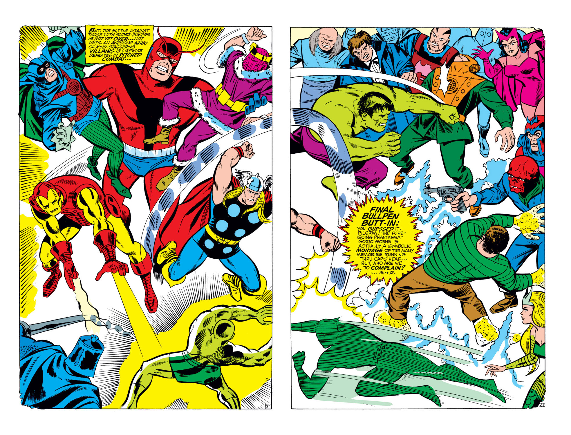 The Avengers (1963) _Annual_2 Page 21