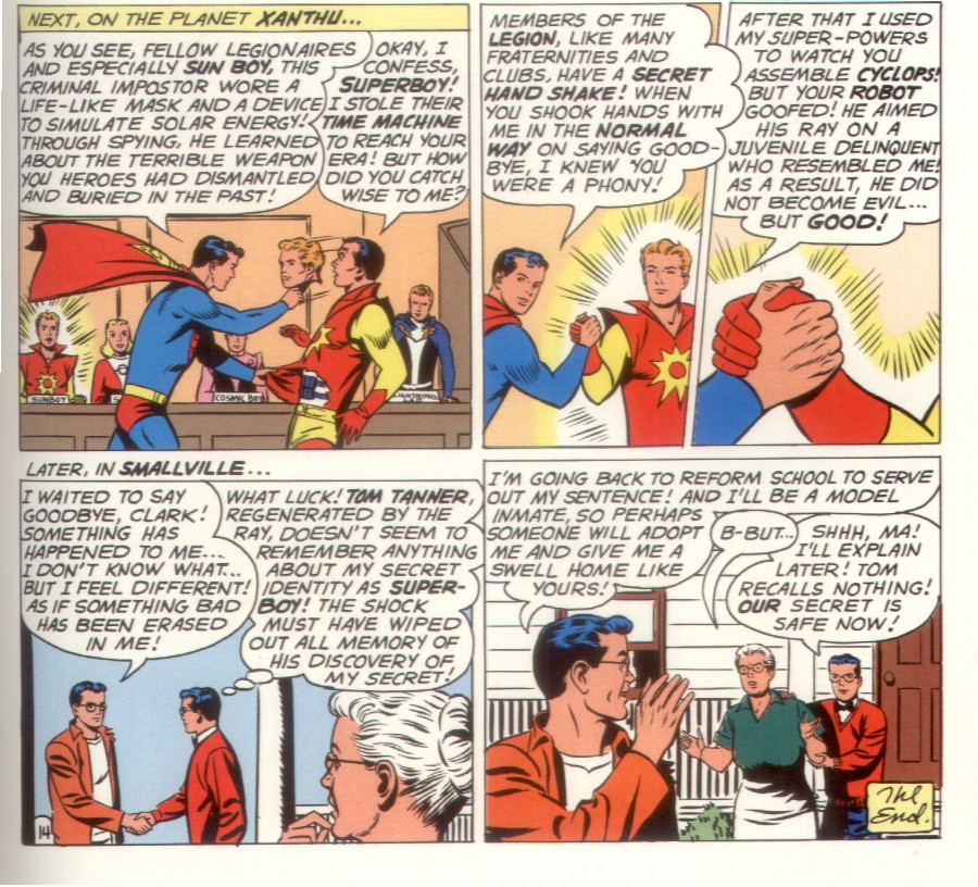 Read online Adventure Comics (1938) comic -  Issue #290 - 15