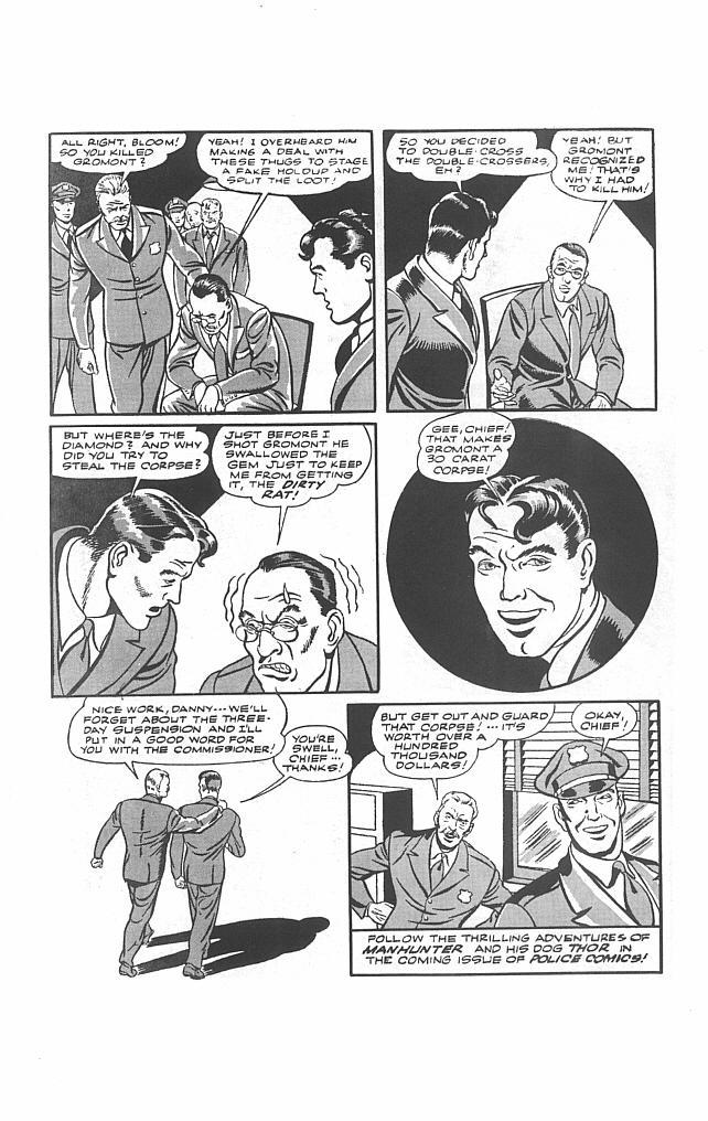 Read online Men of Mystery Comics comic -  Issue #24 - 12