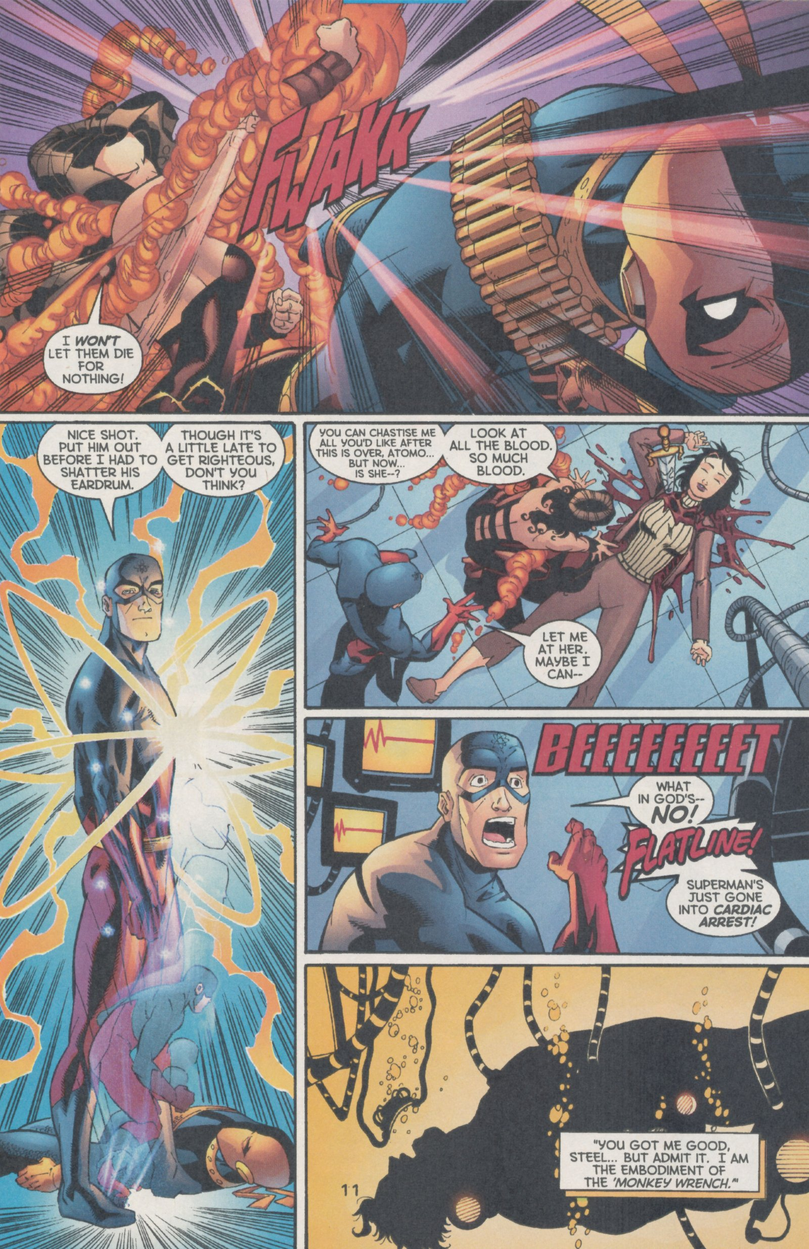 Action Comics (1938) 767 Page 13