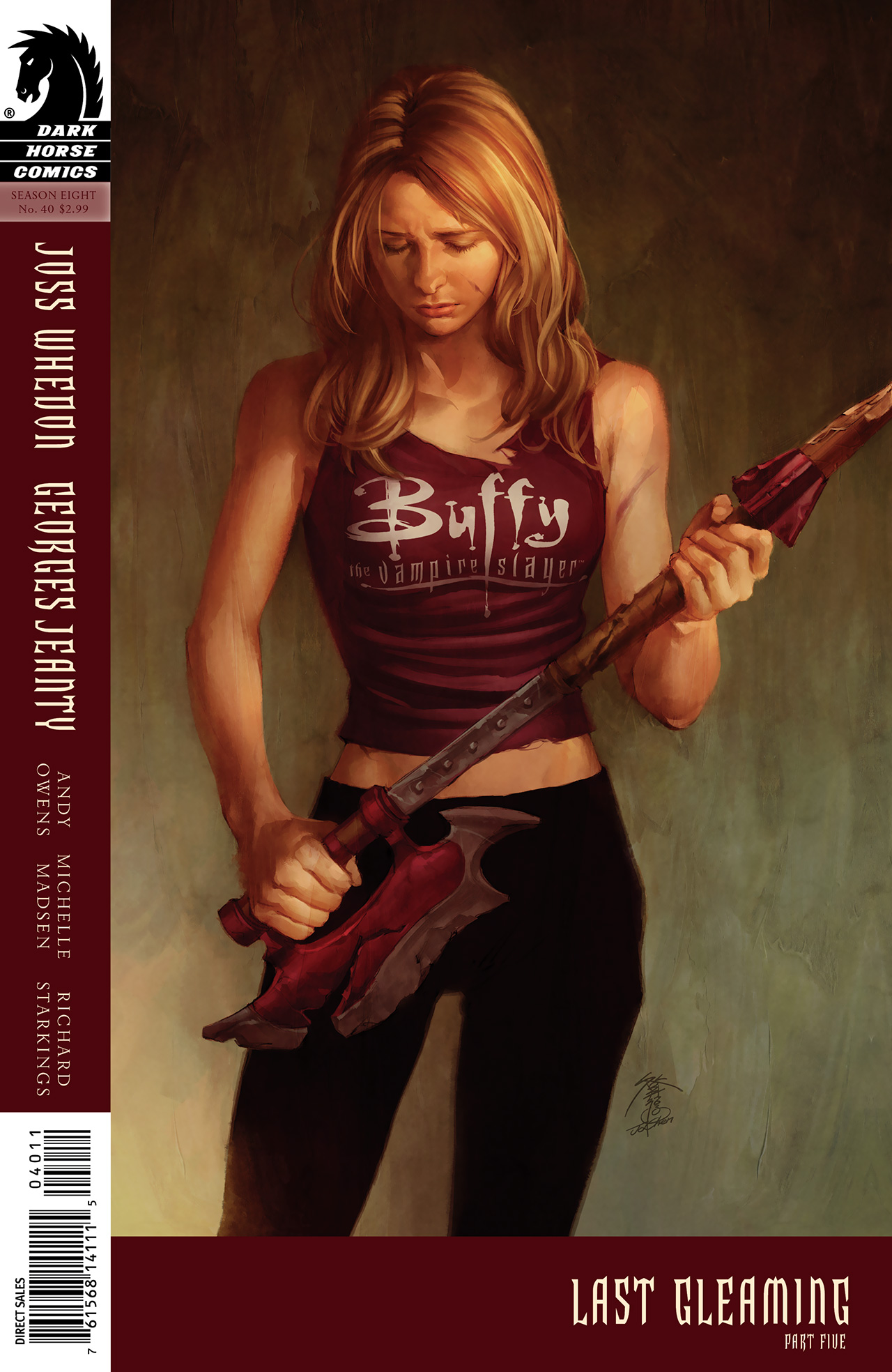 Buffy the Vampire Slayer Season Eight 40 Page 1