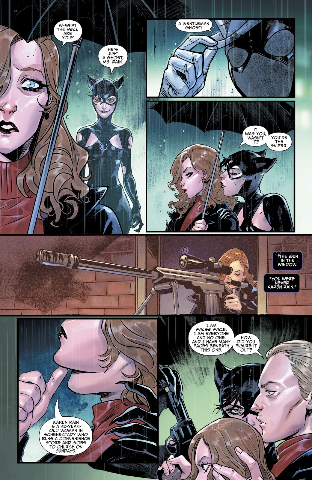 Catwoman (2018) issue 15 - Page 23