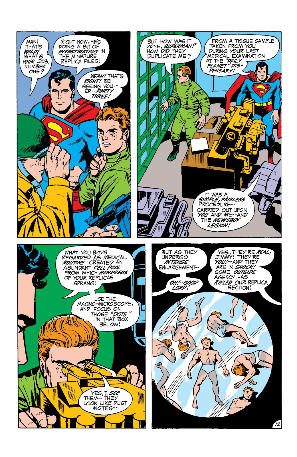 Read online Superman's Pal, Jimmy Olsen by Jack Kirby comic -  Issue # TPB (Part 1) - 66
