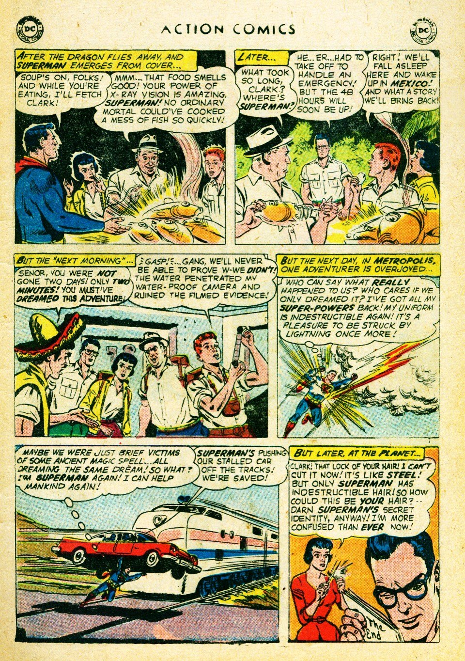 Read online Action Comics (1938) comic -  Issue #262 - 15