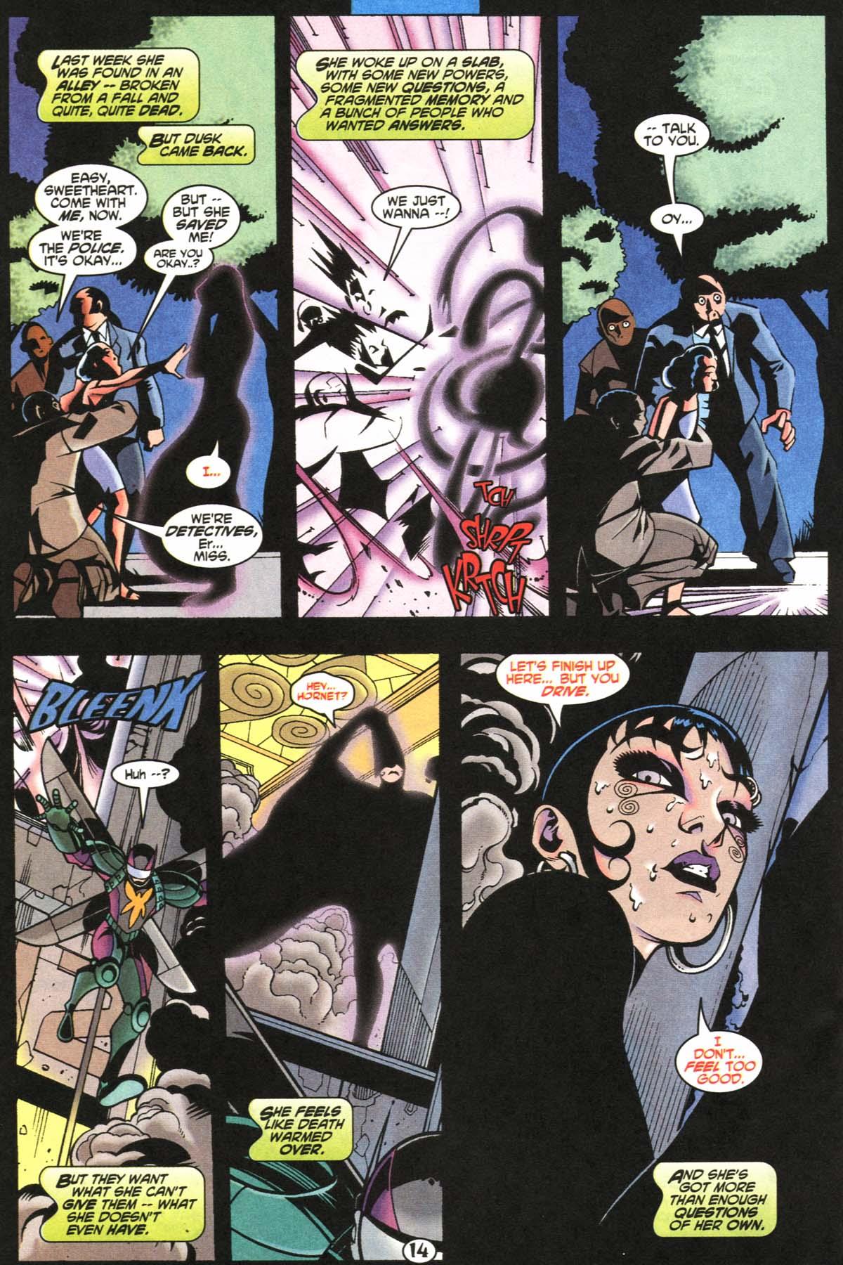 Read online Slingers comic -  Issue #5 - 15