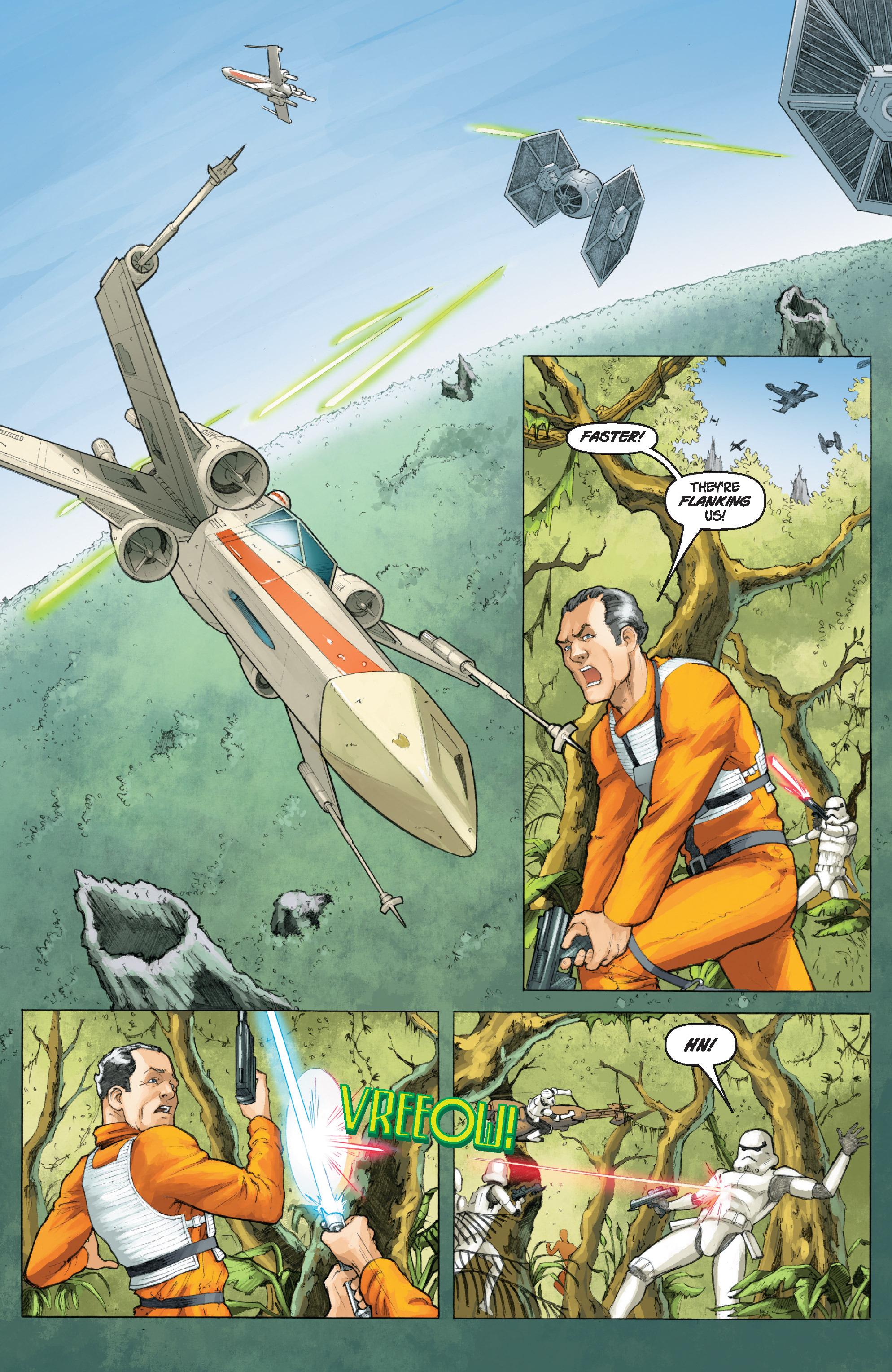 Read online Star Wars Omnibus comic -  Issue # Vol. 20 - 23