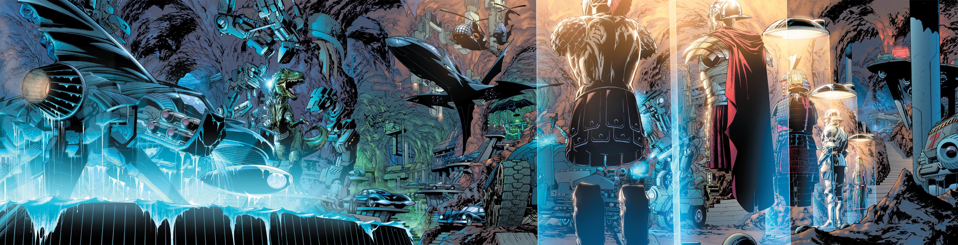 Read online All Star Batman & Robin, The Boy Wonder comic -  Issue #4 - 8