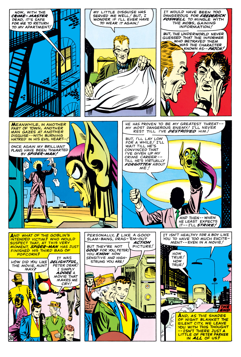 The Amazing Spider-Man (1963) 27 Page 20