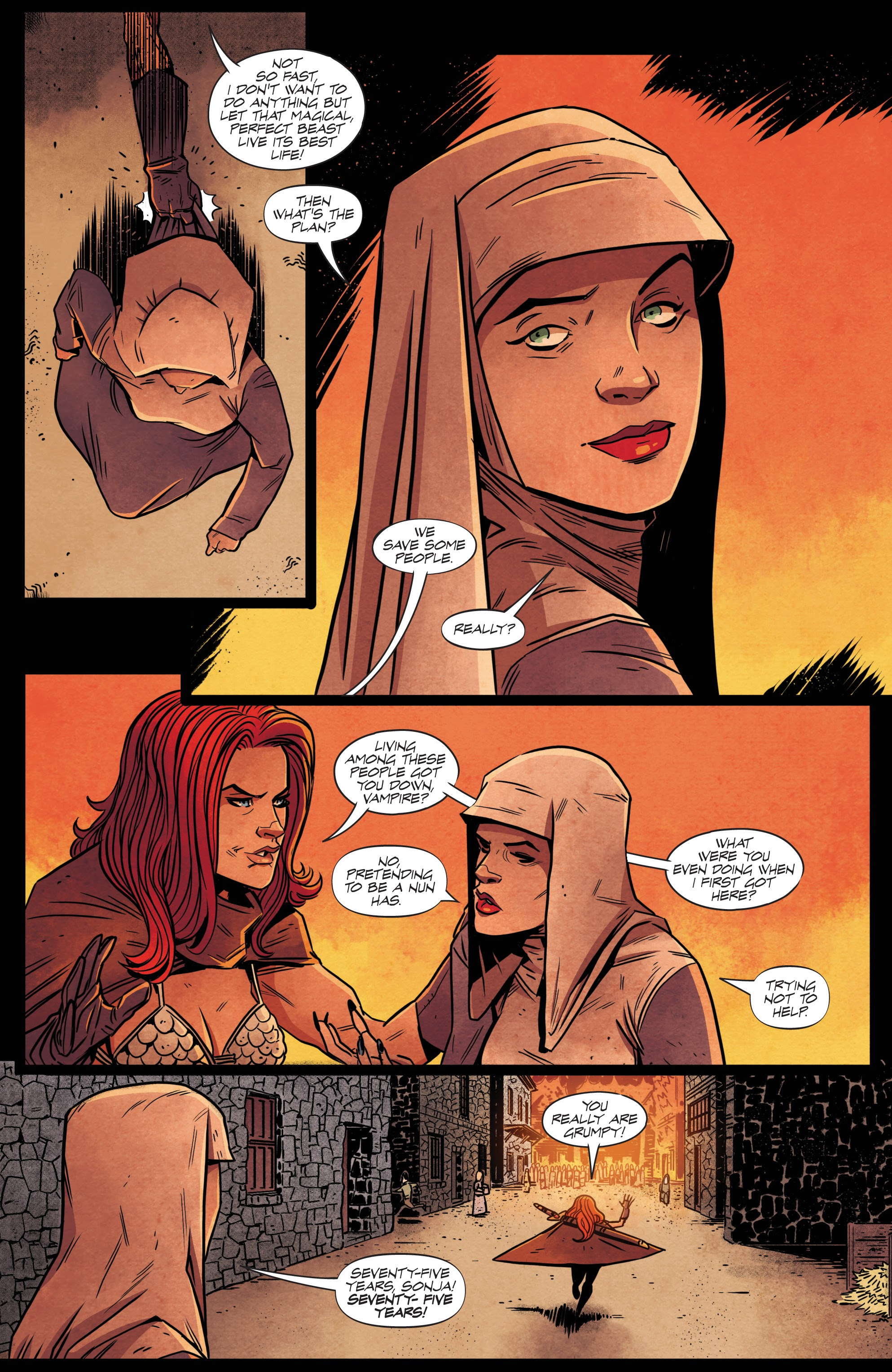 Vampirella/Red Sonja issue 6 - Page 20