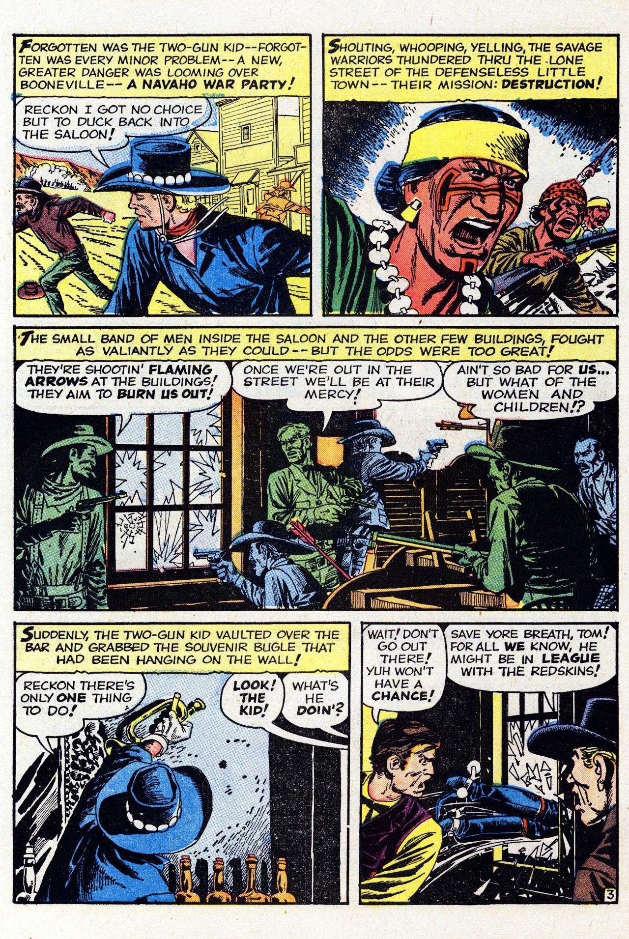 Read online Two-Gun Kid comic -  Issue #53 - 30