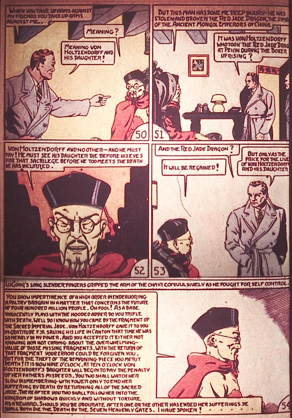 Read online Detective Comics (1937) comic -  Issue #7 - 32
