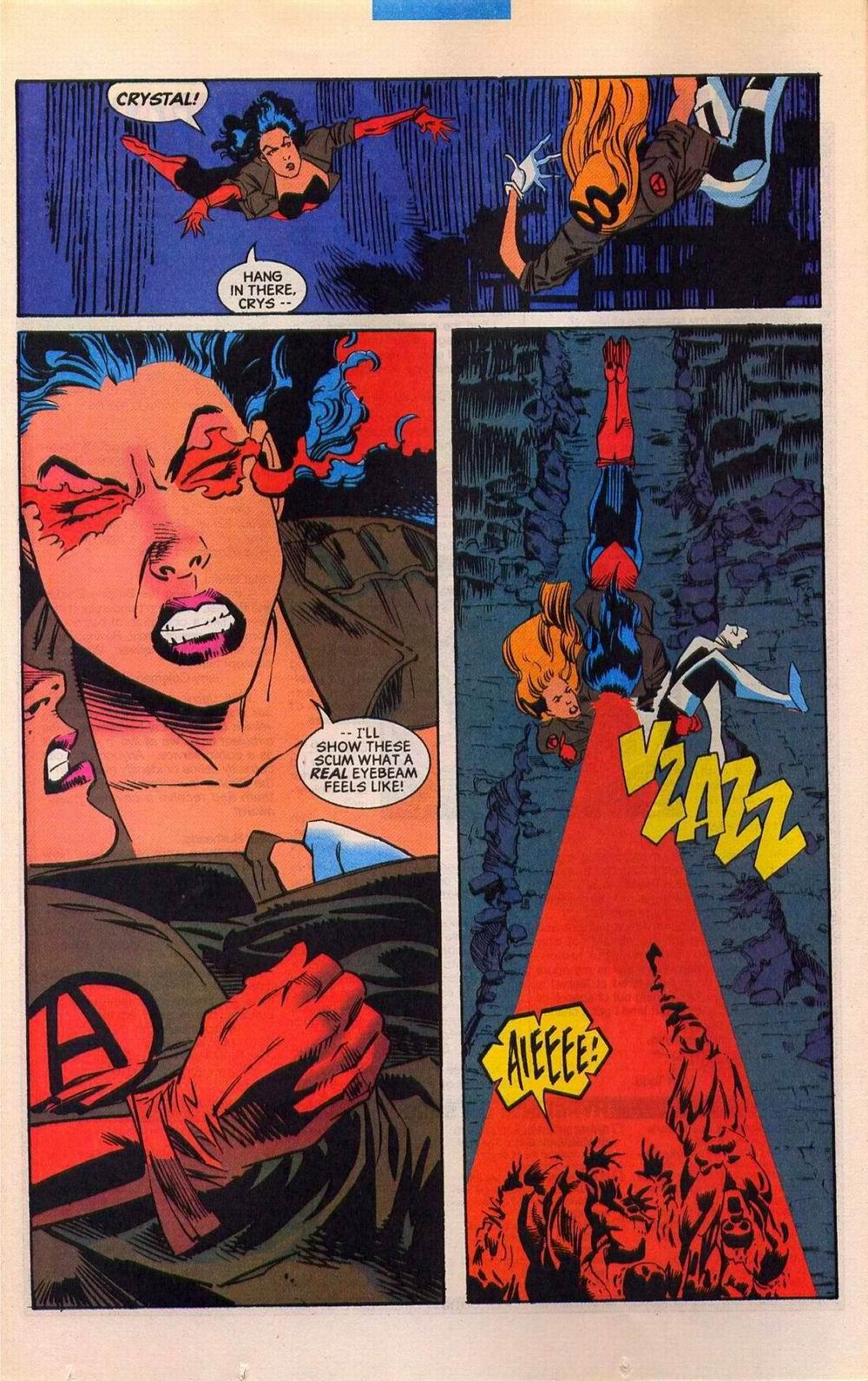 Read online Sleepwalker comic -  Issue #27 - 11
