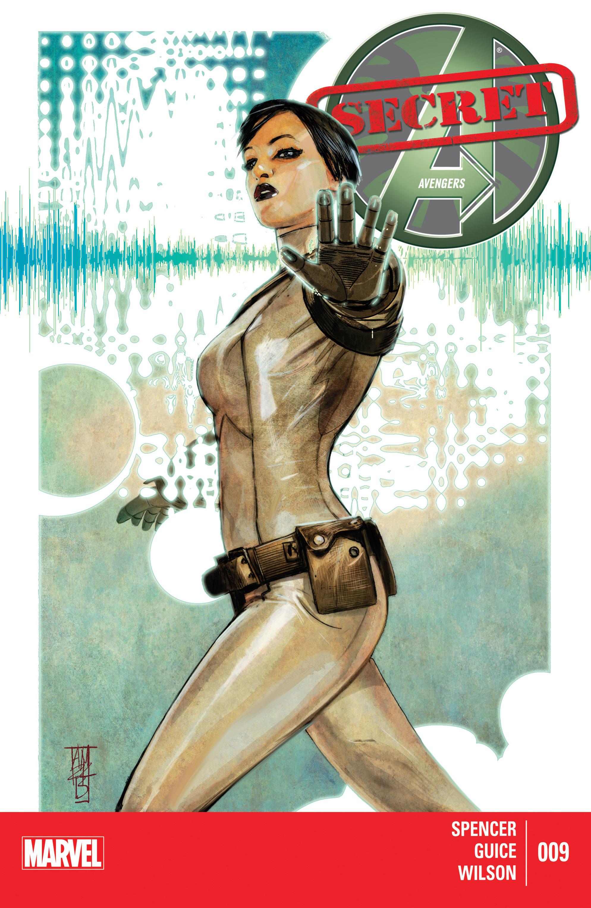 Read online Secret Avengers (2013) comic -  Issue #9 - 1