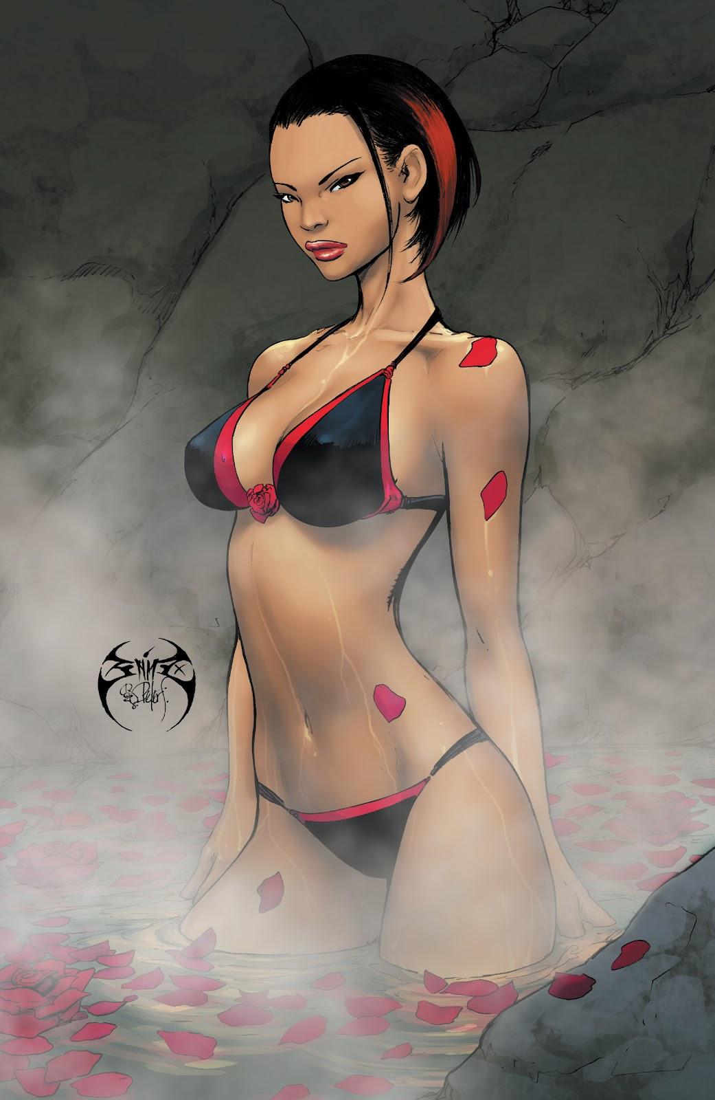 Read online Aspen Splash: Swimsuit Spectacular comic -  Issue # Issue 2013 - 19