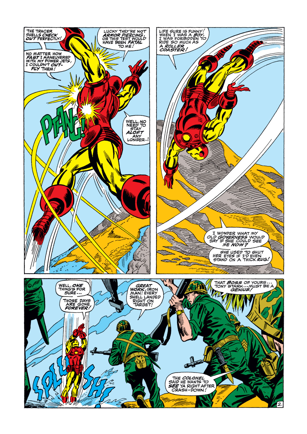 Tales of Suspense (1959) issue 92 - Page 3