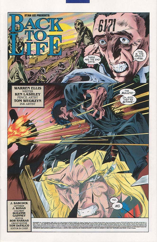 Excalibur (1988) issue 86 - Page 4