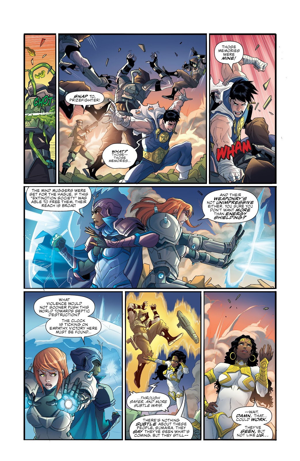 Commanders In Crisis issue 4 - Page 17