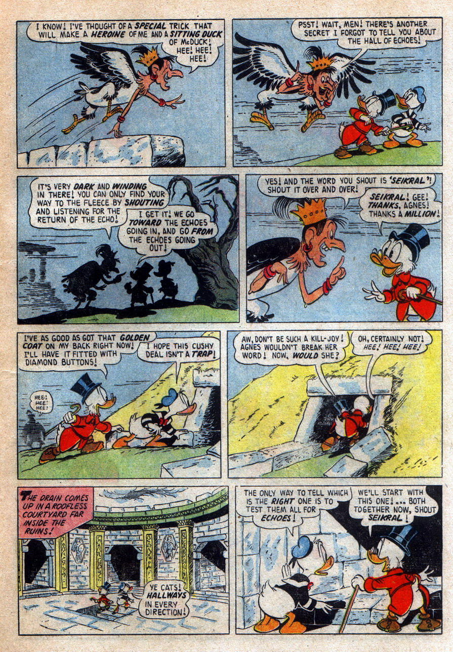 Read online Uncle Scrooge (1953) comic -  Issue #12 - 25