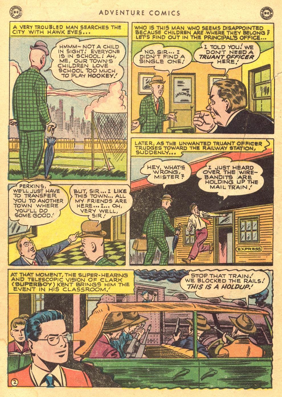 Read online Adventure Comics (1938) comic -  Issue #133 - 4
