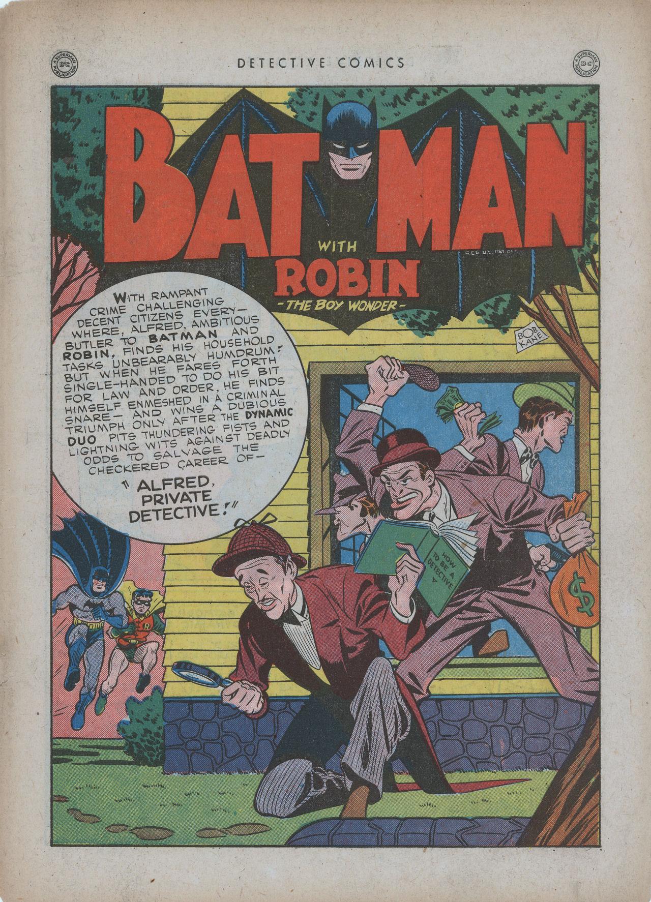 Detective Comics (1937) 96 Page 2