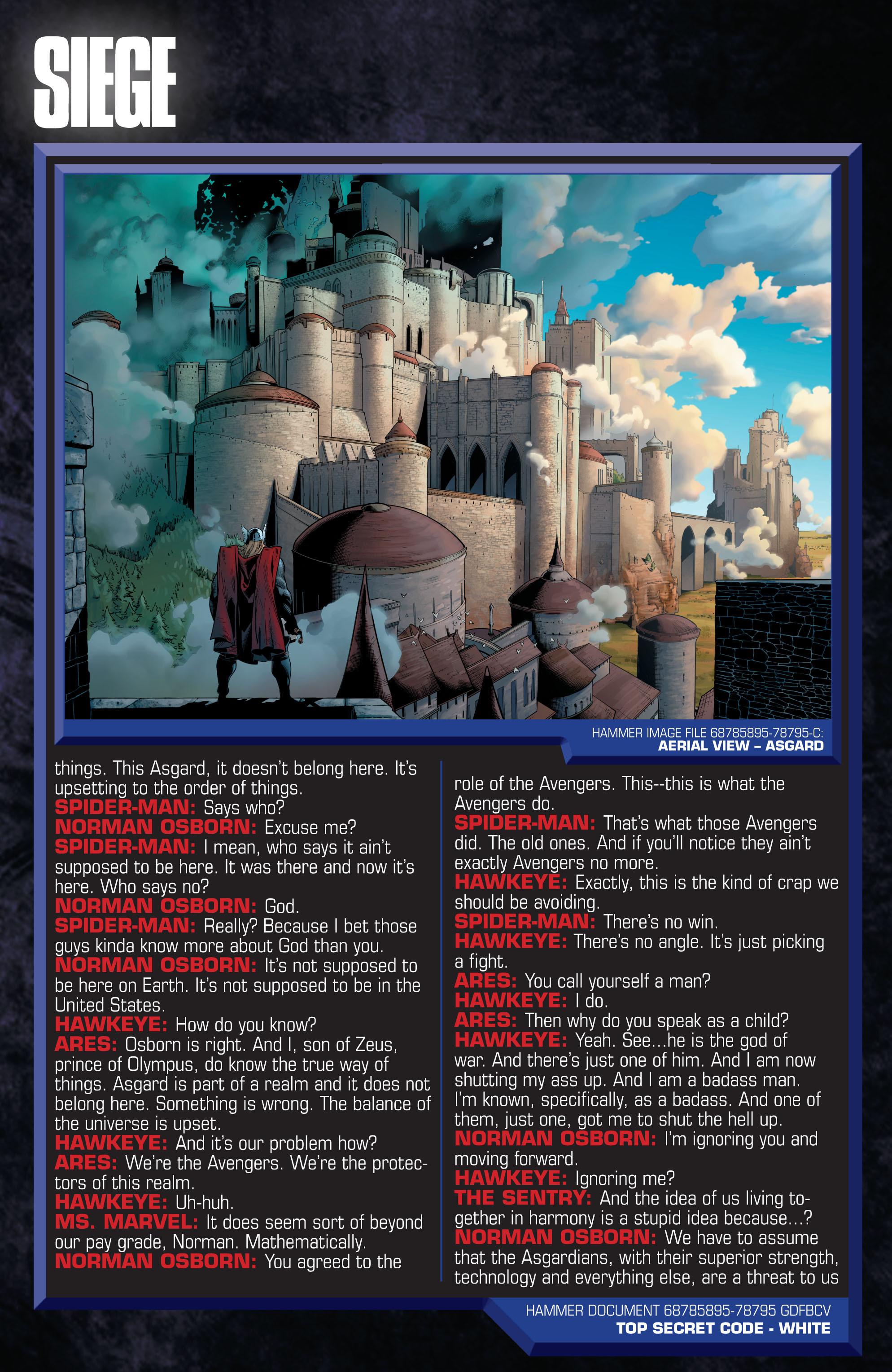 Read online Siege (2010) comic -  Issue #1 - 30
