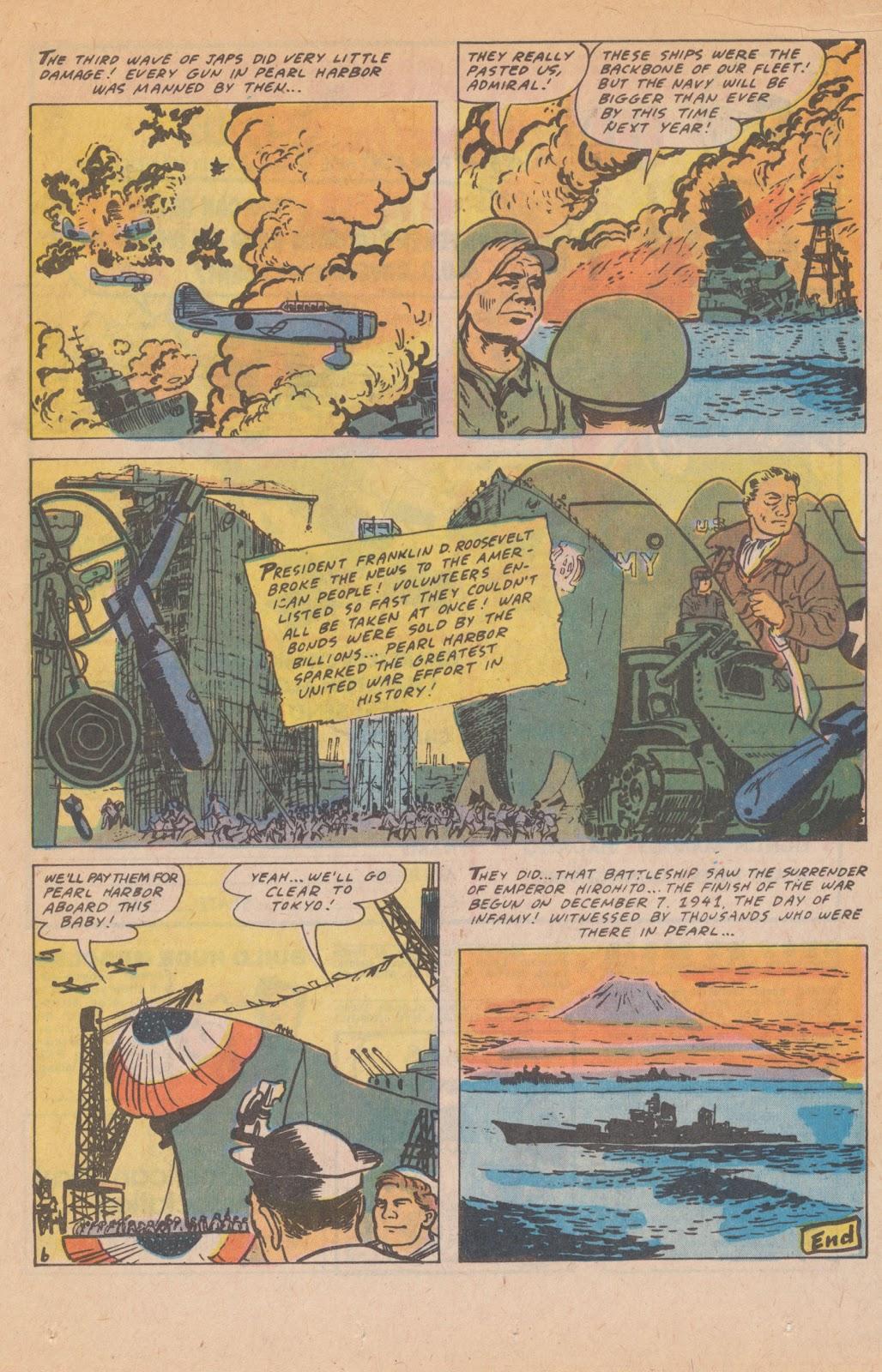 Read online Fightin' Navy comic -  Issue #132 - 21