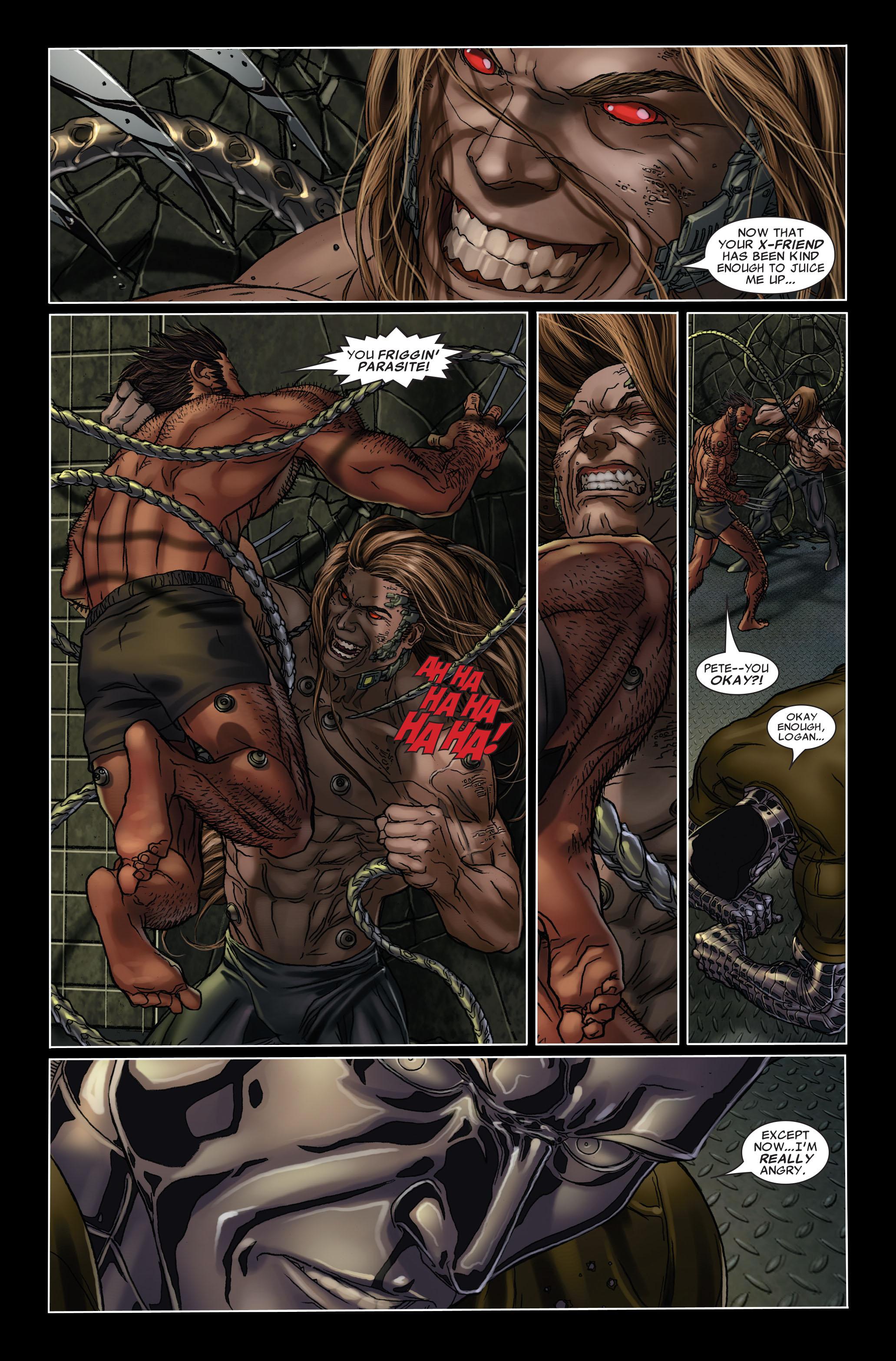 Read online Uncanny X-Men (1963) comic -  Issue #499 - 8