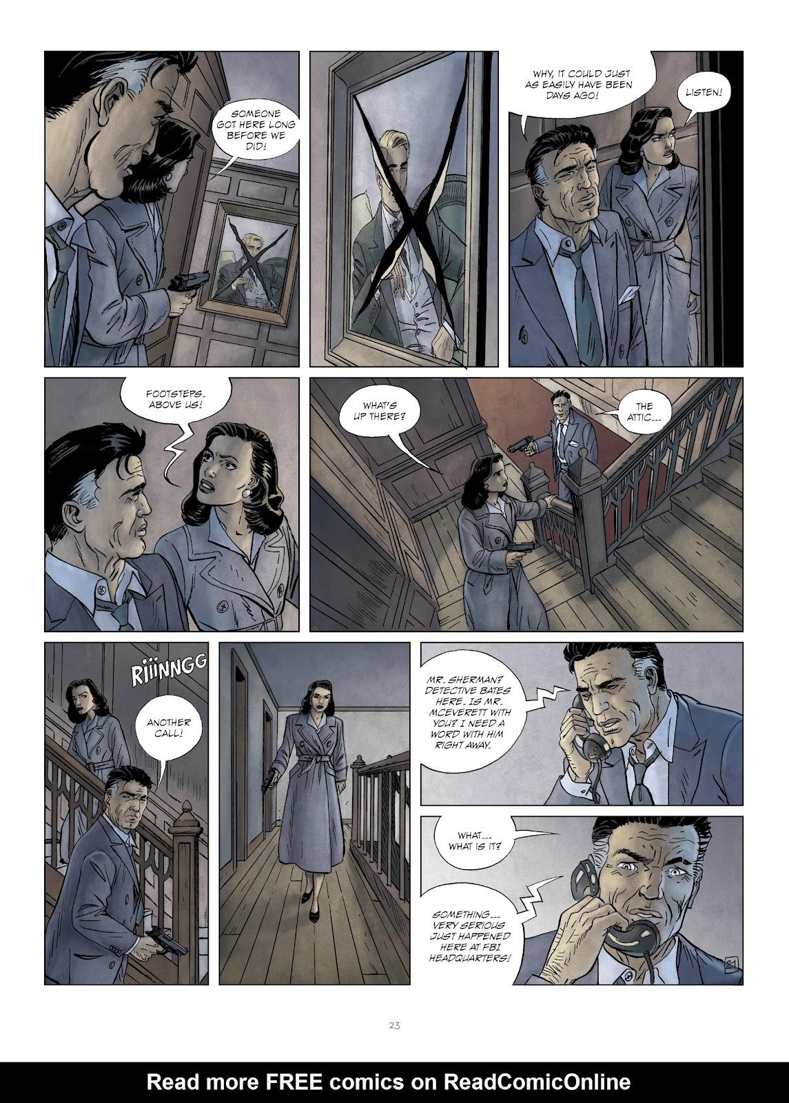 Read online Sherman comic -  Issue #6 - 23