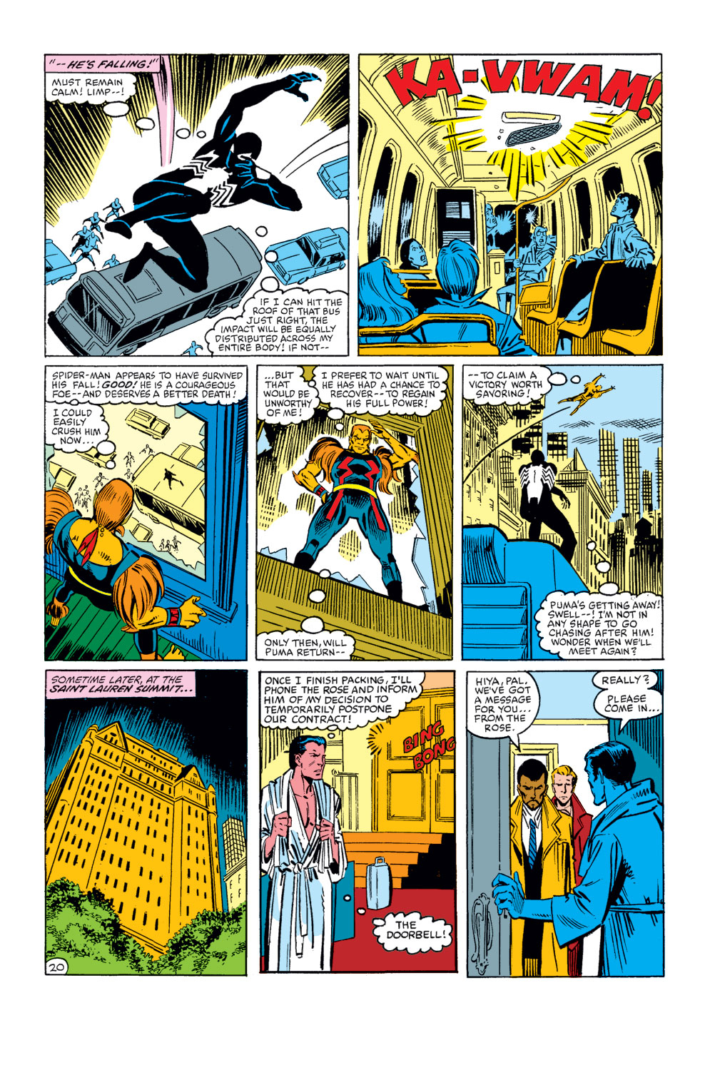 The Amazing Spider-Man (1963) 257 Page 20