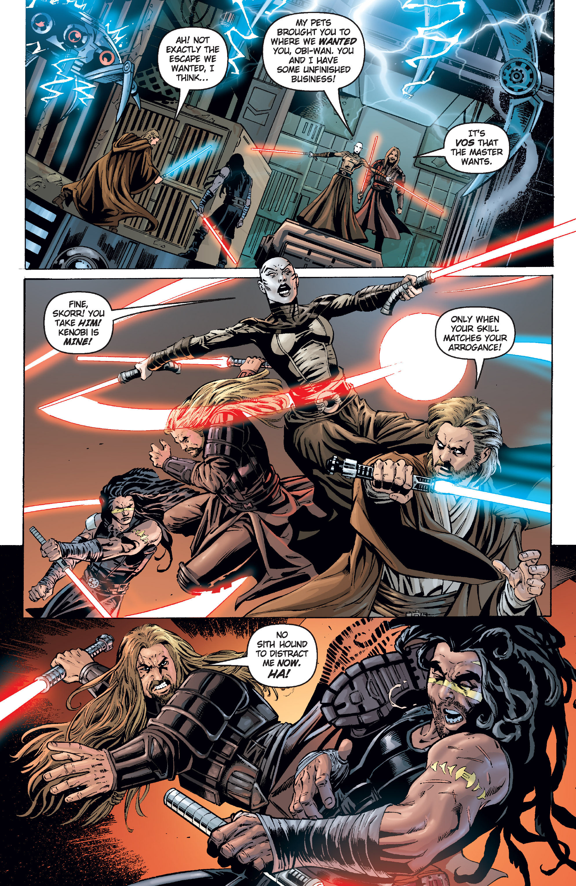 Read online Star Wars Omnibus comic -  Issue # Vol. 26 - 22