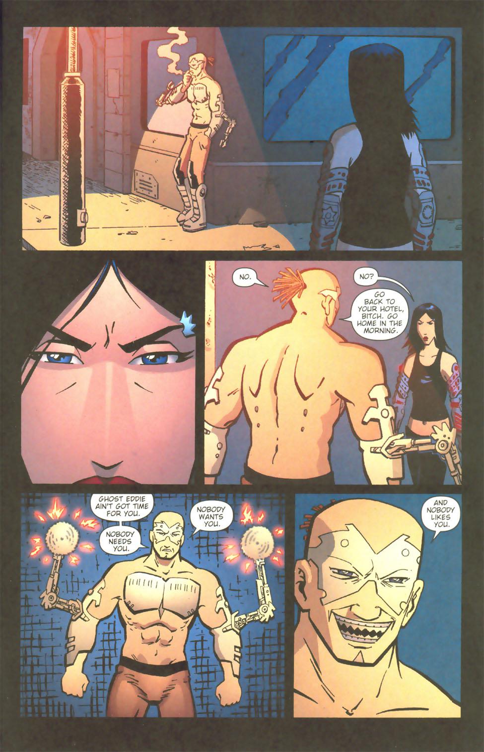 Read online Mek comic -  Issue #3 - 12