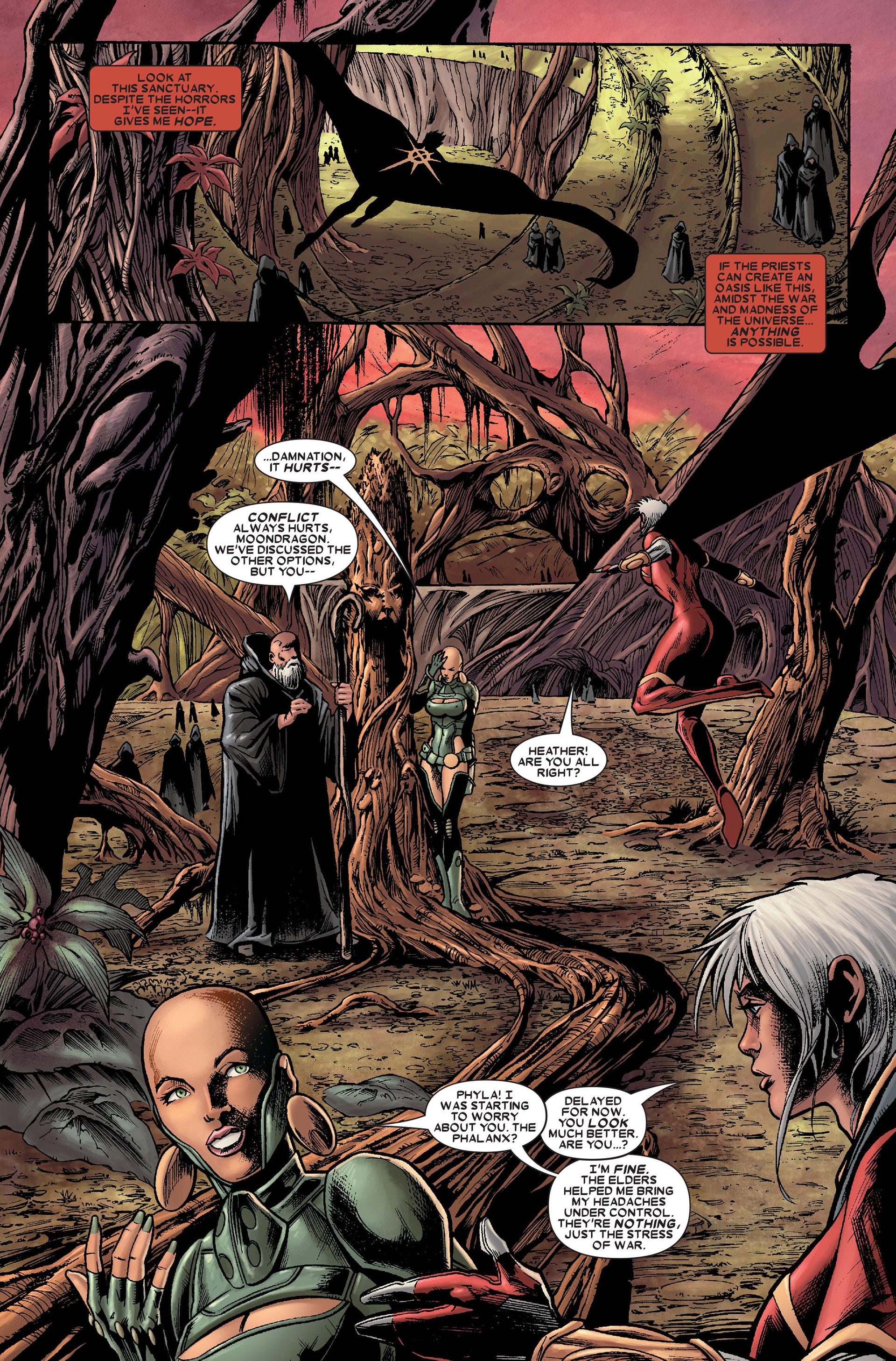 Read online Annihilation: Conquest - Quasar comic -  Issue #1 - 13