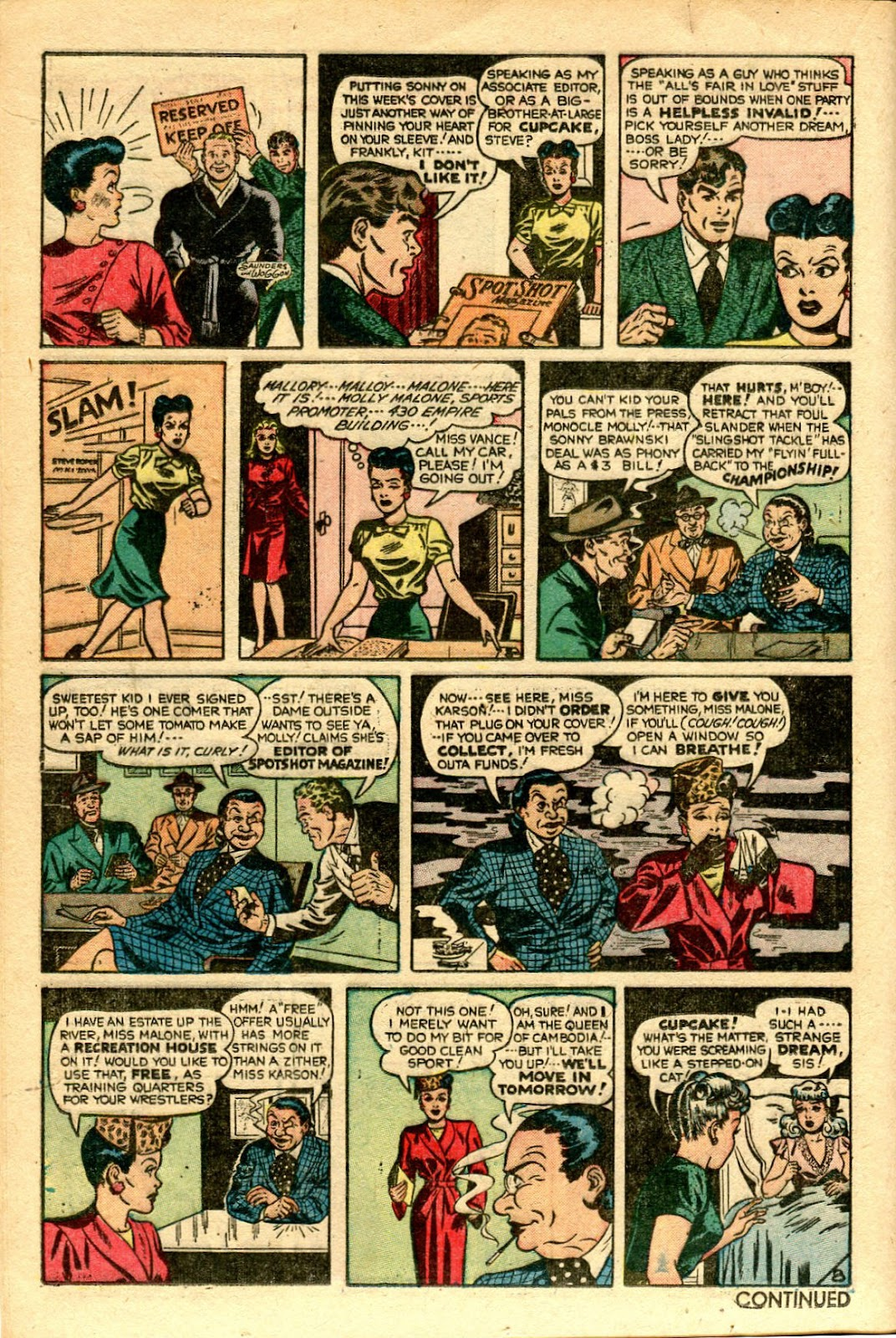 Read online Famous Funnies comic -  Issue #188 - 15