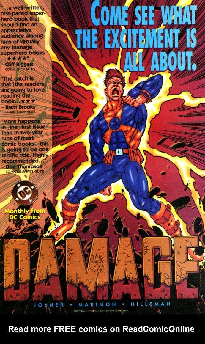 Read online Gunfire comic -  Issue #3 - 25