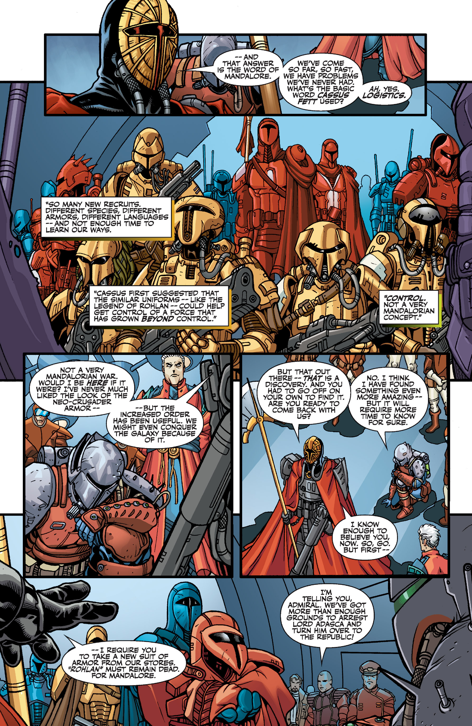 Read online Star Wars Omnibus comic -  Issue # Vol. 32 - 34