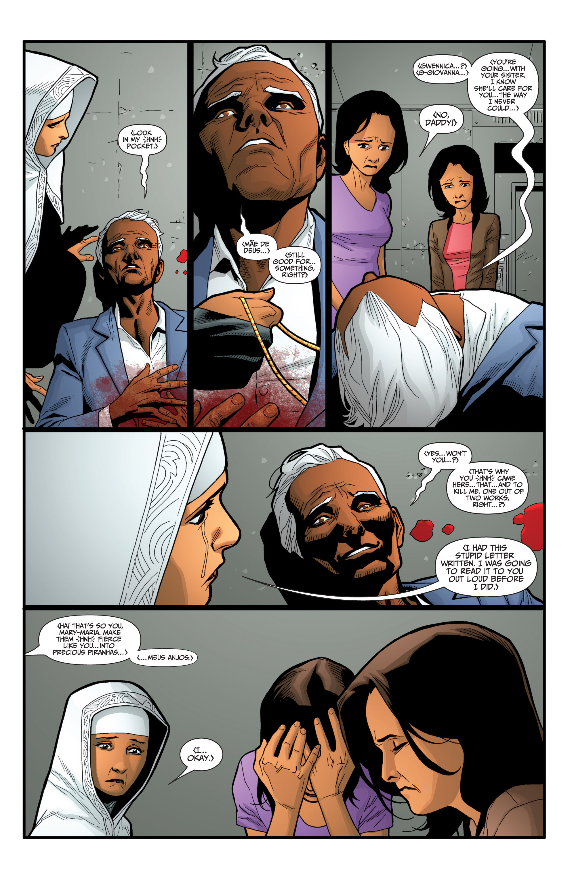 Read online Archer and Armstrong comic -  Issue #Archer and Armstrong _TPB 7 - 29