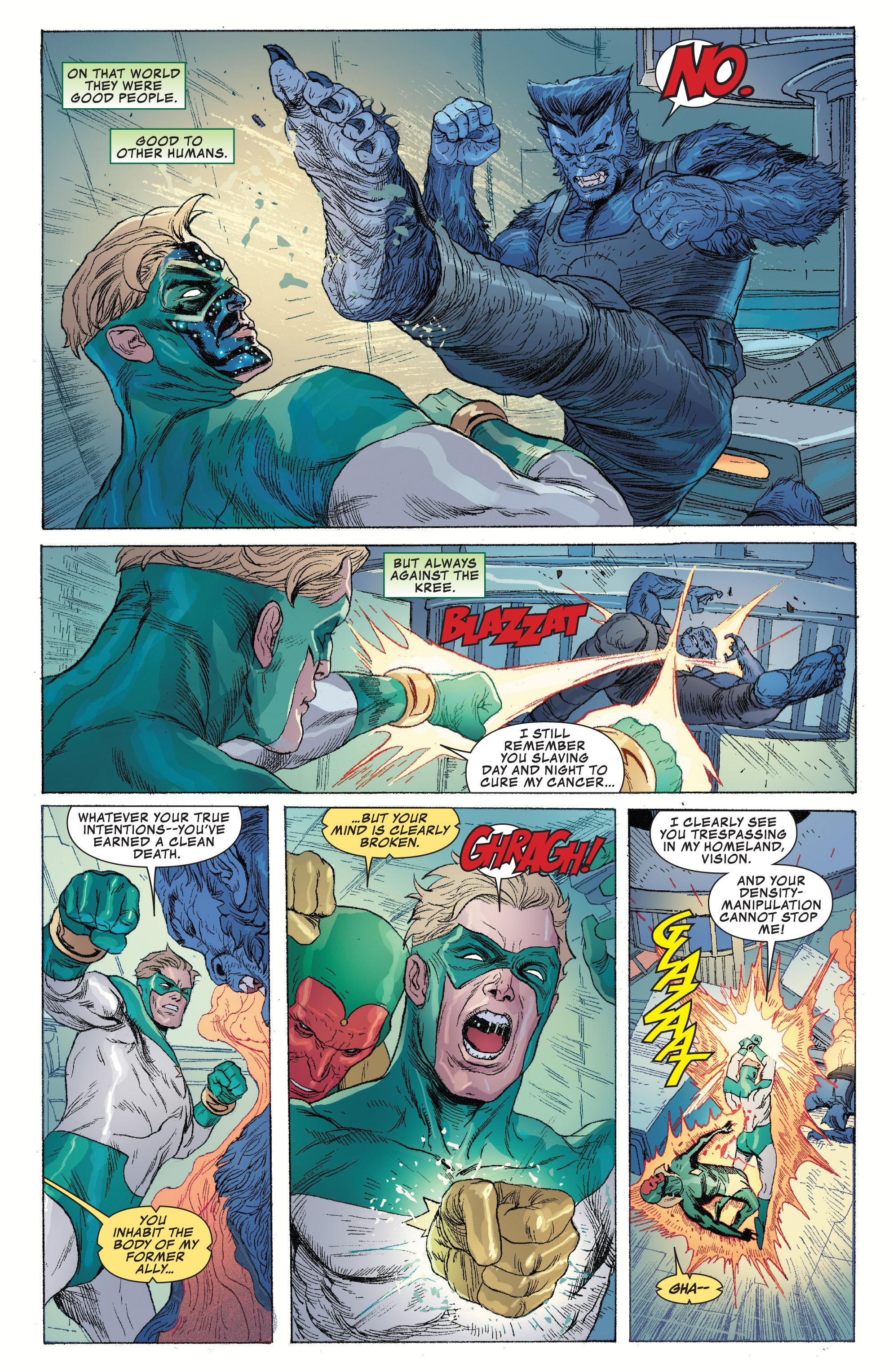 Read online Secret Avengers (2010) comic -  Issue #27 - 8