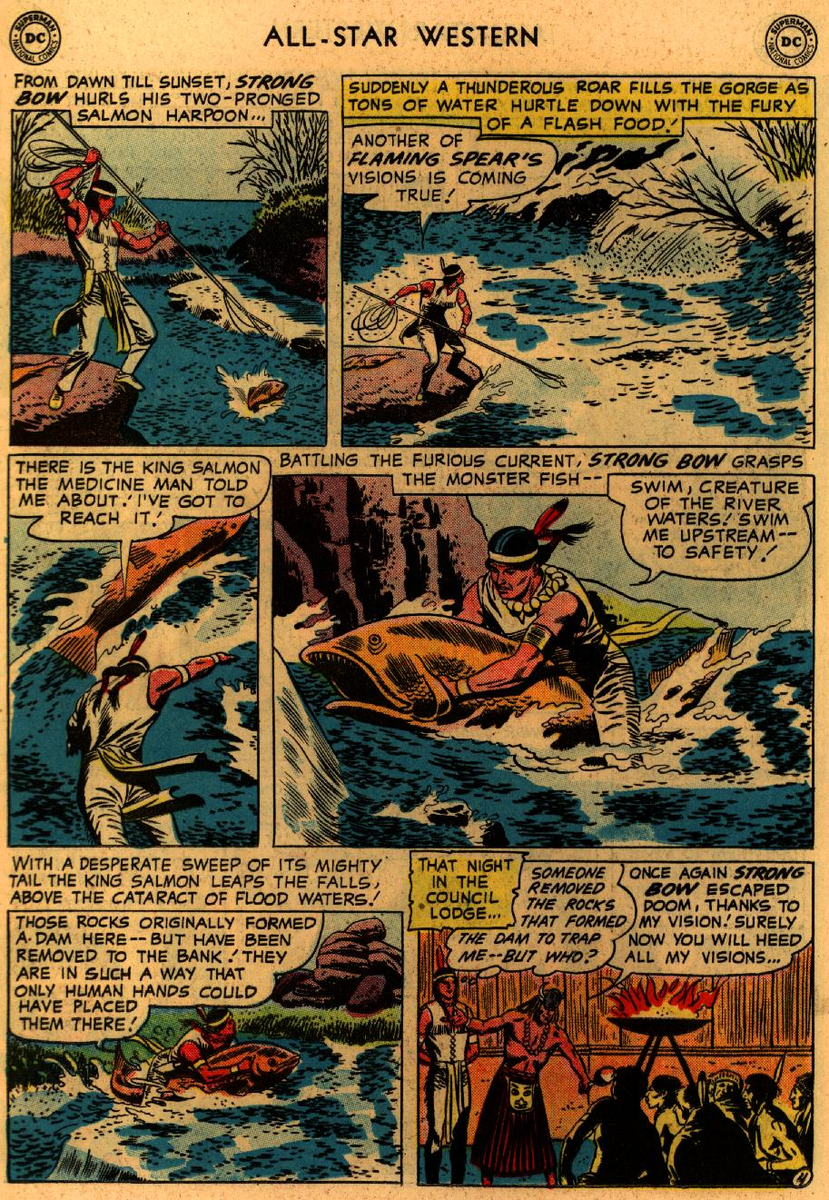Read online All-Star Western (1951) comic -  Issue #94 - 14