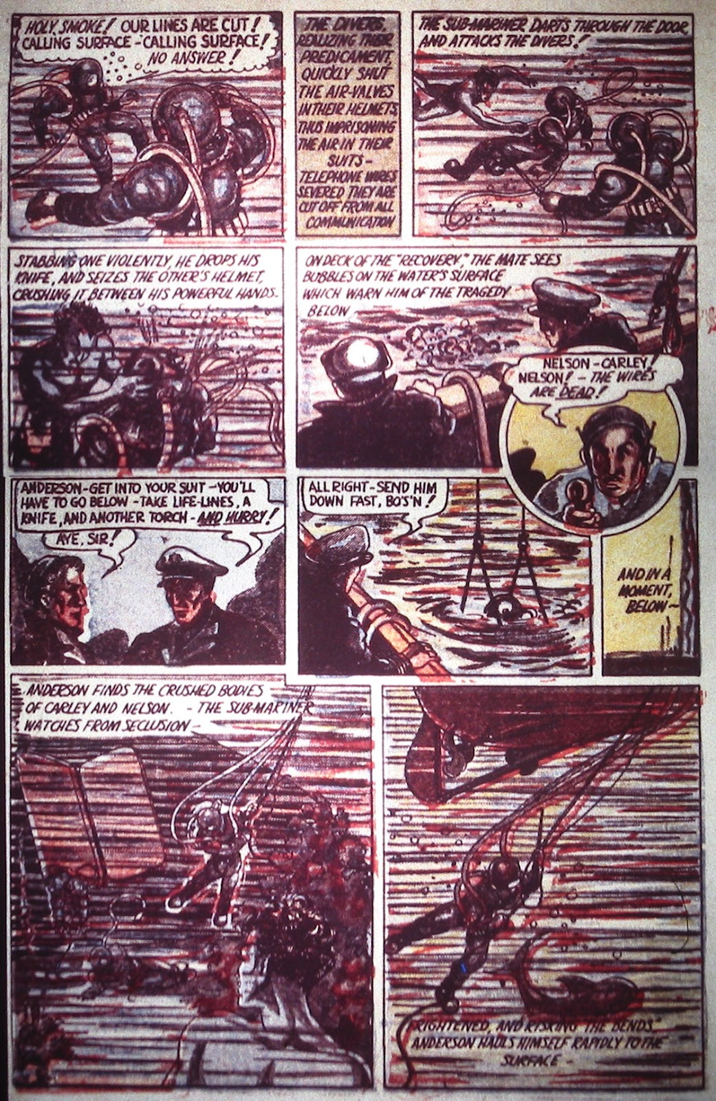 Marvel Comics (1939) issue Full - Page 30