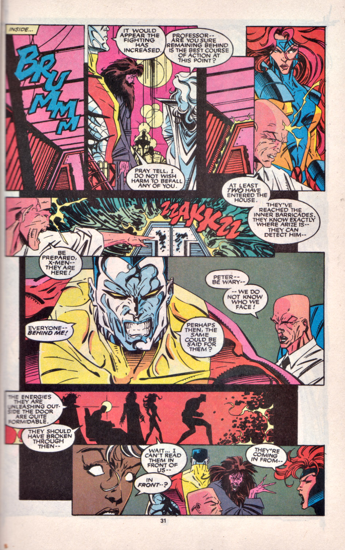Read online Uncanny X-Men (1963) comic -  Issue # _Annual 16 - 25