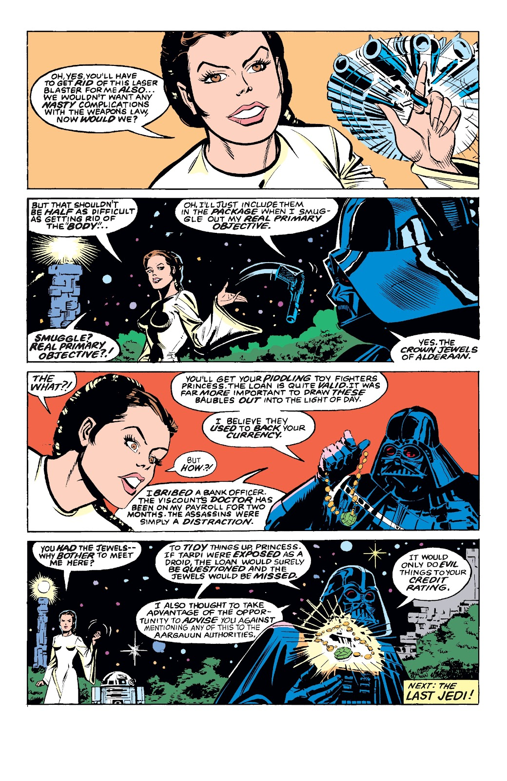 Read online Star Wars Legends: The Original Marvel Years - Epic Collection comic -  Issue # TPB 3 (Part 3) - 4