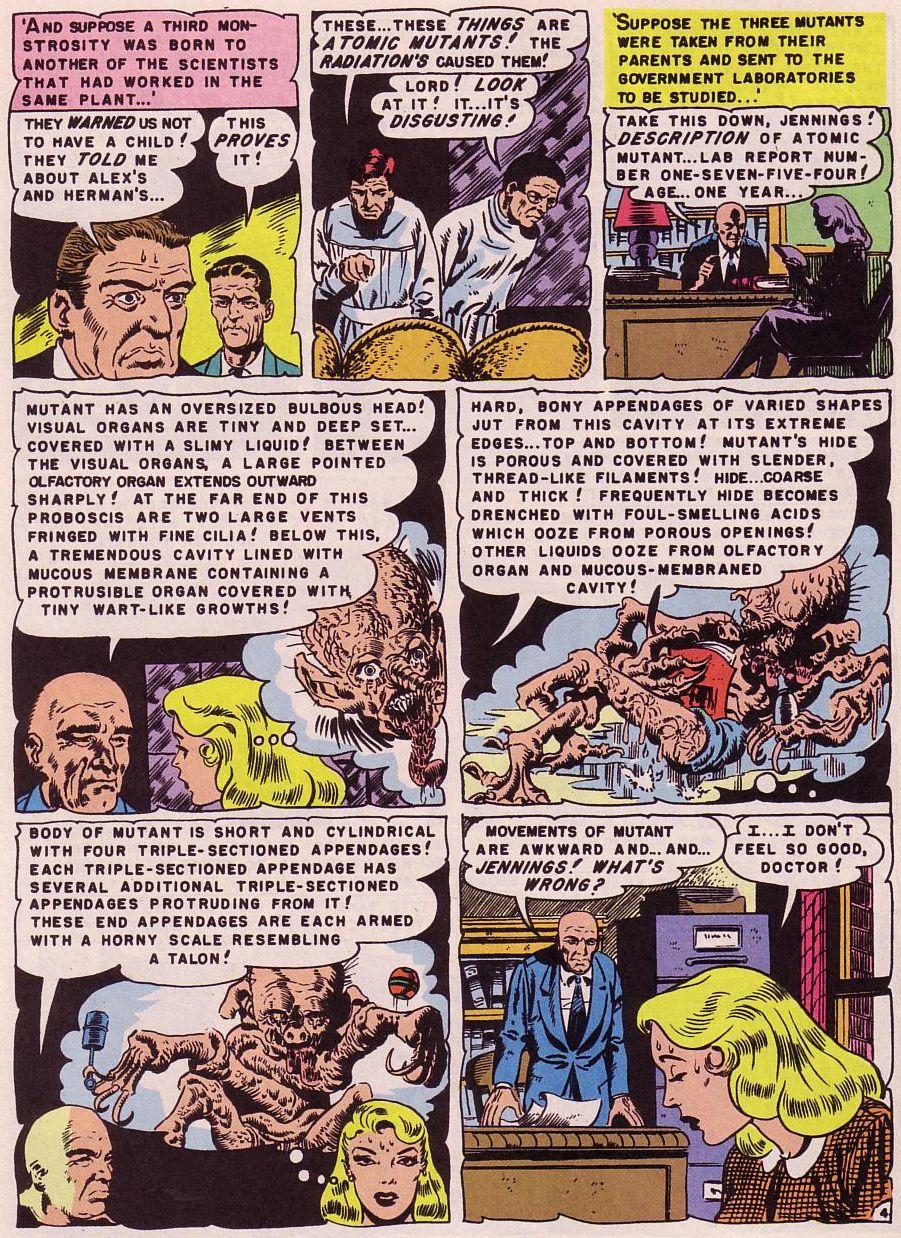 Read online Shock SuspenStories comic -  Issue #1 - 22
