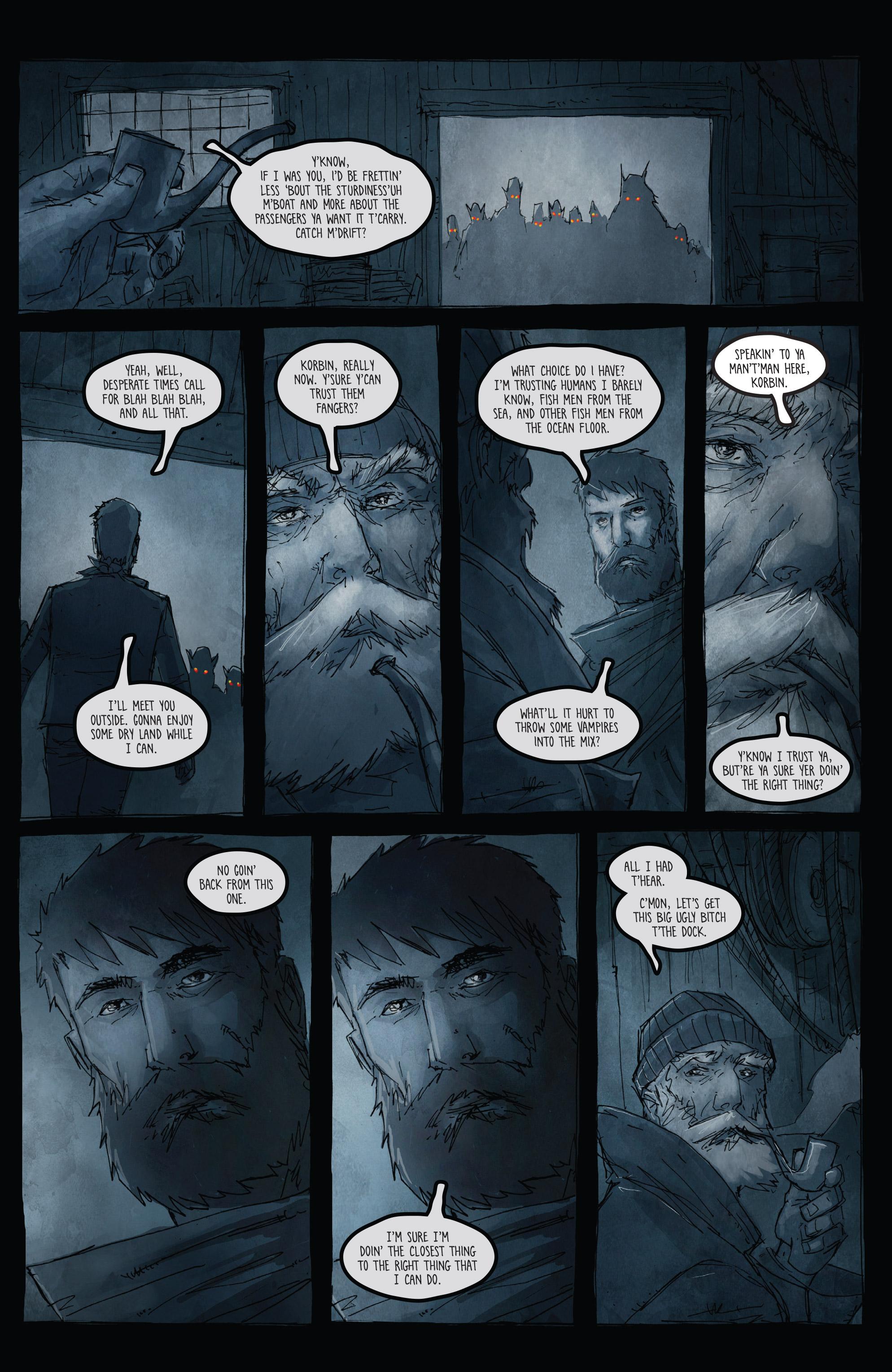 Read online Broken Moon: Legends of the Deep comic -  Issue #5 - 4