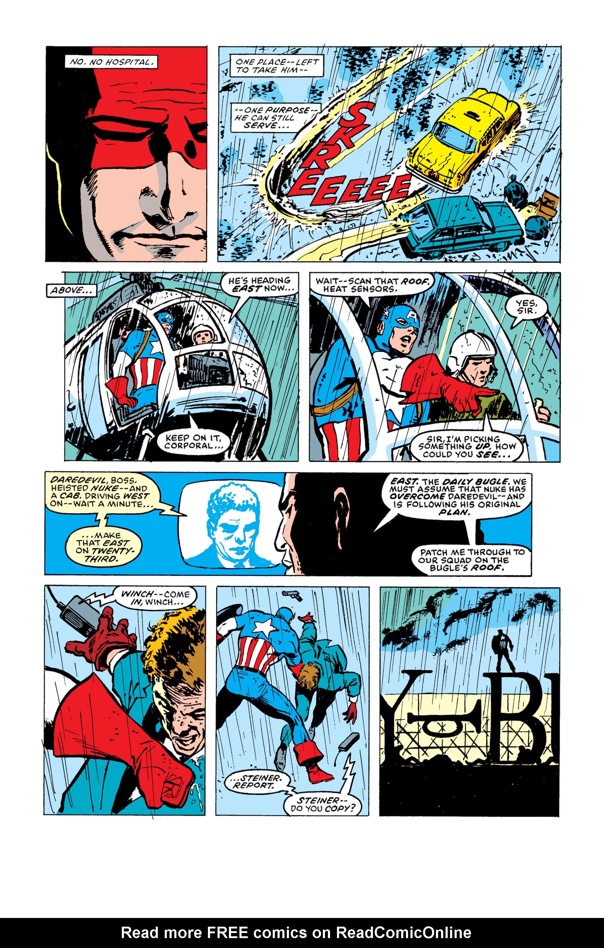 Read online Daredevil: Born Again comic -  Issue # Full - 196