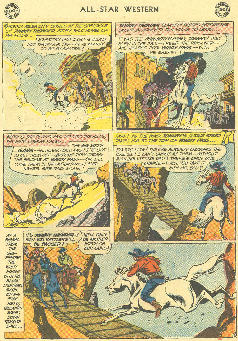Read online All-Star Western (1951) comic -  Issue #113 - 11
