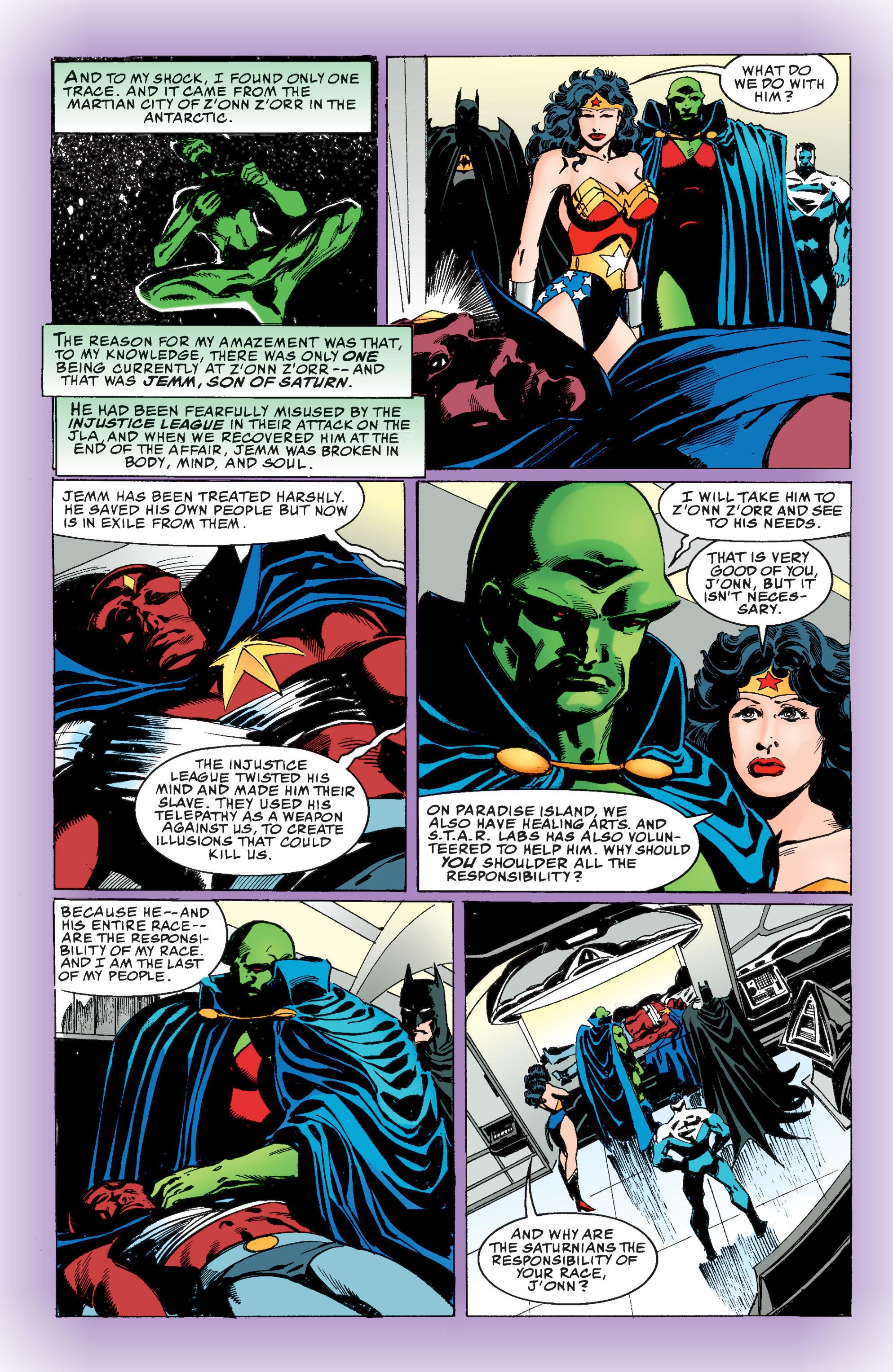 Read online Martian Manhunter: Son of Mars comic -  Issue # TPB - 106