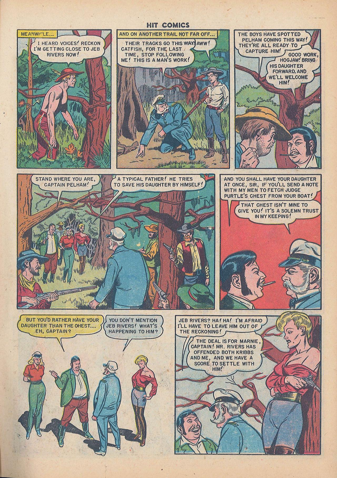 Read online Hit Comics comic -  Issue #64 - 11