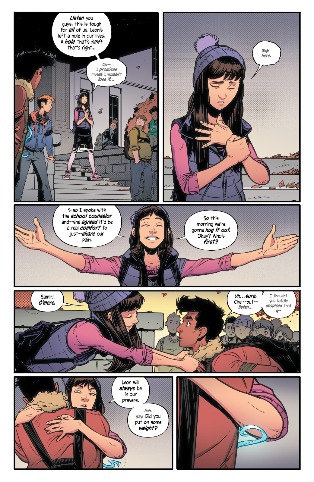 Read online Alienated comic -  Issue #2 - 11