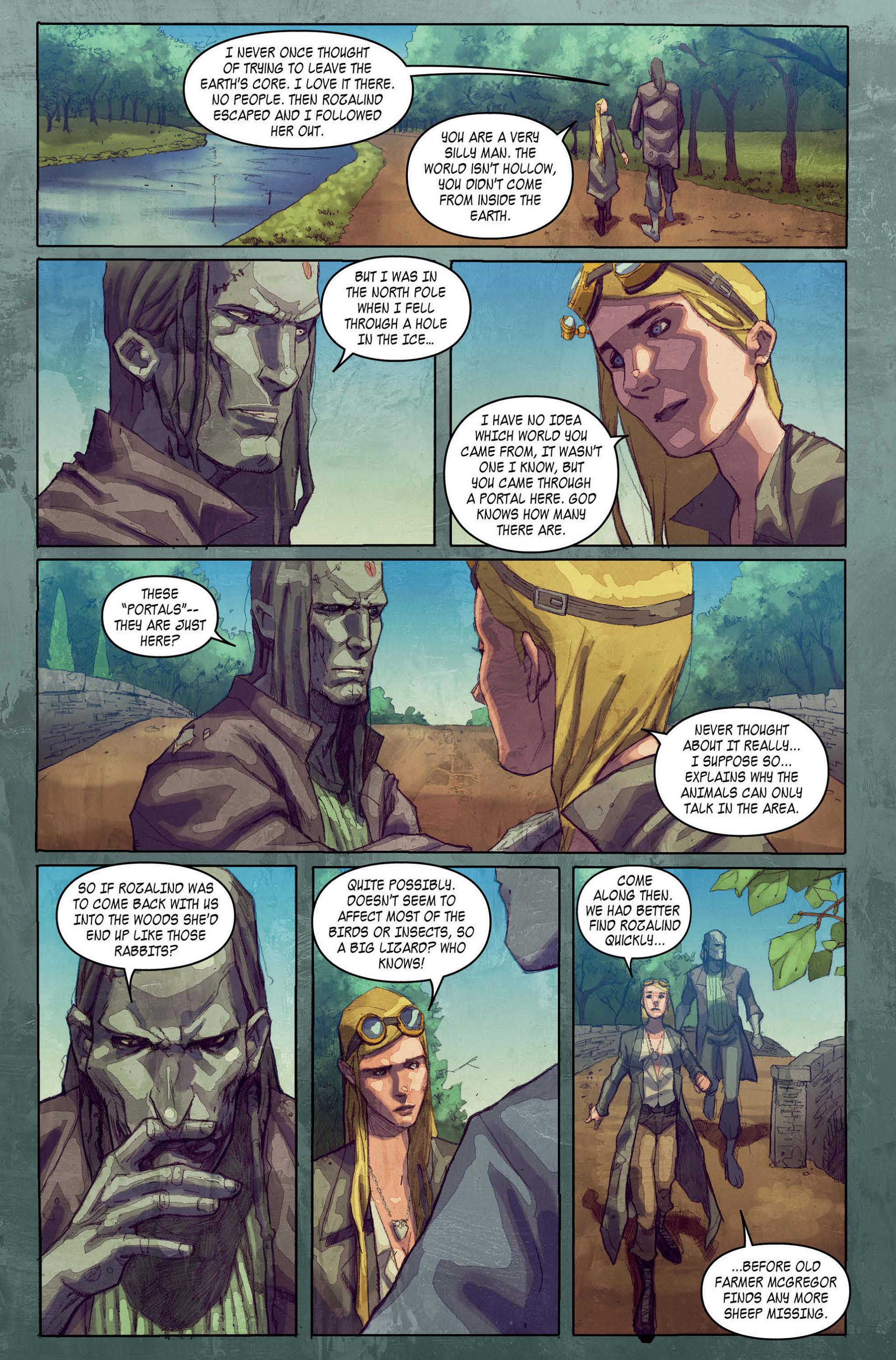 Read online A1 comic -  Issue #4 - 10